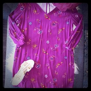Old Navy long sleeve tunic size small